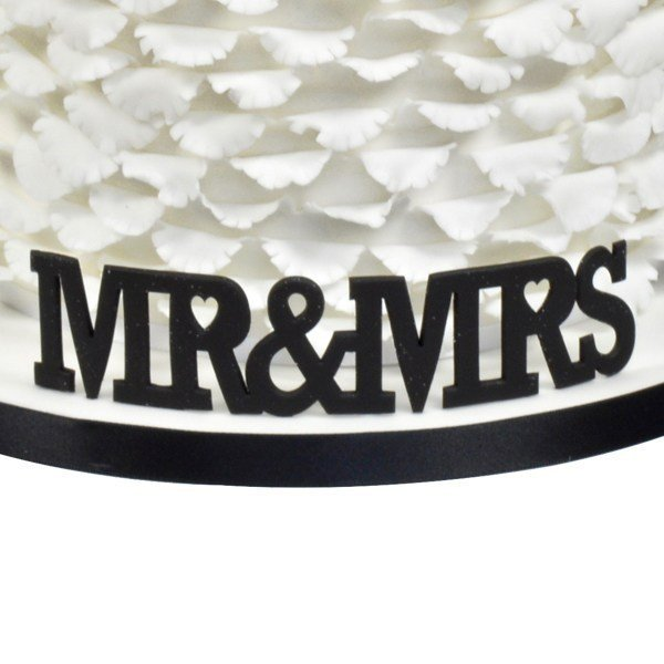 FMM 'Mr & Mrs' Large Cutter Curved