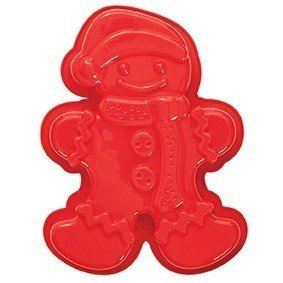 Pavoni Gingerbread Man Large Cake Mould