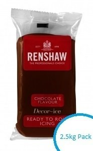 Renshaw Professional -Chocolate - 2.5kg Dated 4 May 2019