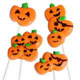 Lots 'O Pumpkin Lolly Mould