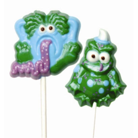 Monster Mix Lolly Mould