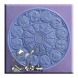 Alphabet Moulds - Zodiac Chart - Bakeworld.ie