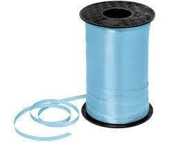 Sky Blue Curling Ribbon 5mm x 500mt
