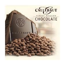 Callebaut Dark 54.5% Chocolate 200g - Bakeworld.ie