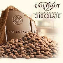 Callebaut Milk 33% Chocolate 200g - Bakeworld.ie