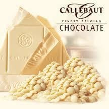 Callebaut White Chocolate 200g - Bakeworld.ie