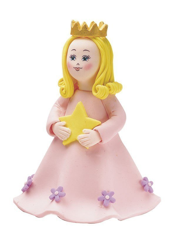 Claydough - Pink Princess 90mm - Bakeworld.ie