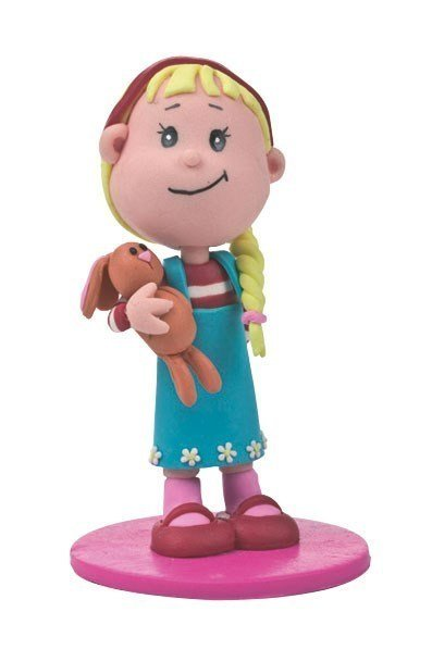 Claydough Girl - Bakeworld.ie