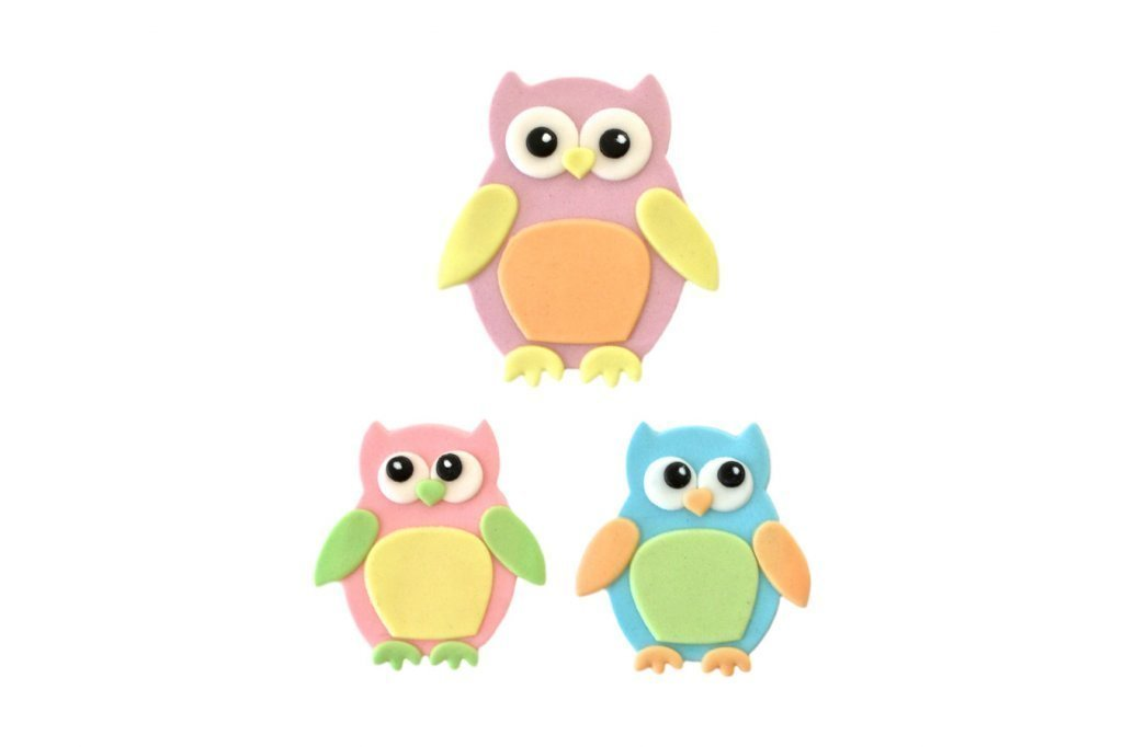 FMM Mummy and Baby Owl Cutter Set
