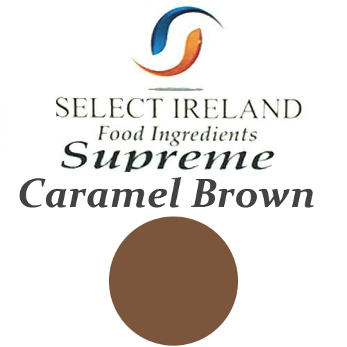 Supreme Silk Gingerbread Brown Sugarpaste 2kg (sealable tub)