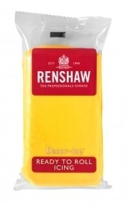 Renshaw Professional - Yellow 2.5kg Dated 26 Dec 2018