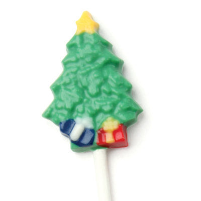 Mini Xmas Tree Lolly Mould