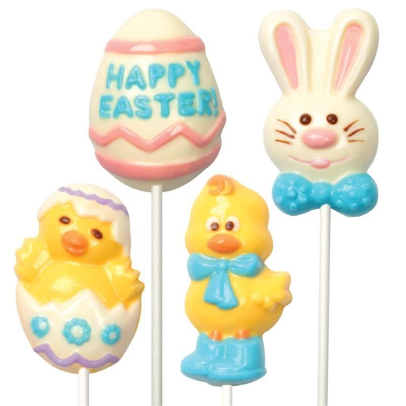 Chick & Bunny Lolly Mould - Bakeworld.ie