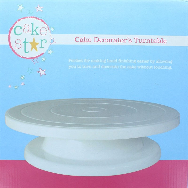 Cake Star Turntable 275mm (10.8'')