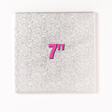 7'' Square Turn Edge Cake Cards (1.75mm) - Bakeworld.ie