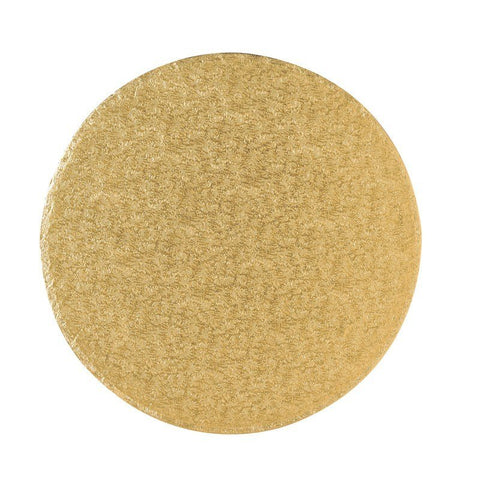 "Round Gold Drums 8"" 10"" 12"""