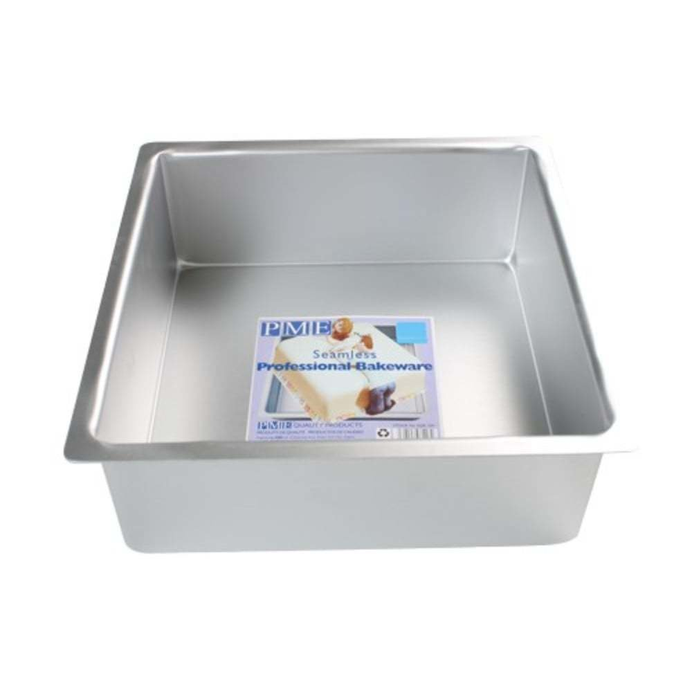 PME Square Cake Tin 254mm (10'')