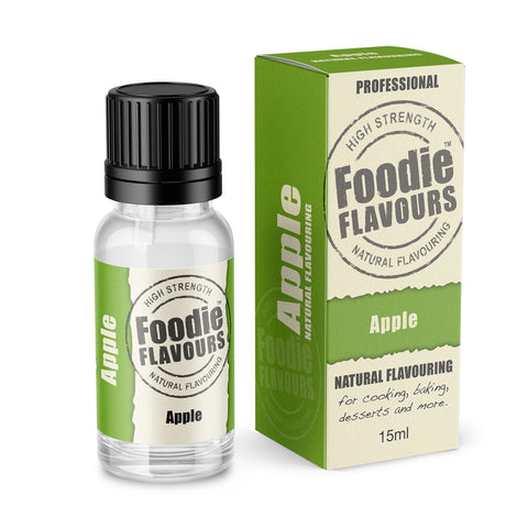 Apple Natural Flavouring 15ml
