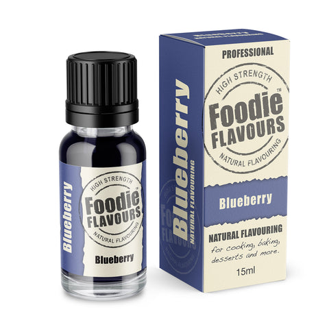 Blueberry Natural Flavouring 15ml