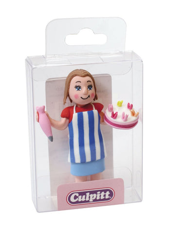 Cake Decorator Topper 70mm