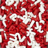 Wilton : Sprinkles - Candy Canes - 56g