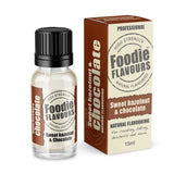 Sweet Hazelnut & Chocolate Natural Flavouring 15ml