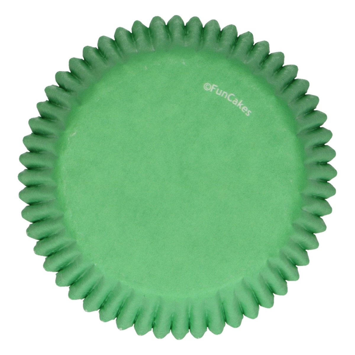 FunCakes Baking Cups -Grass Green- pk/48