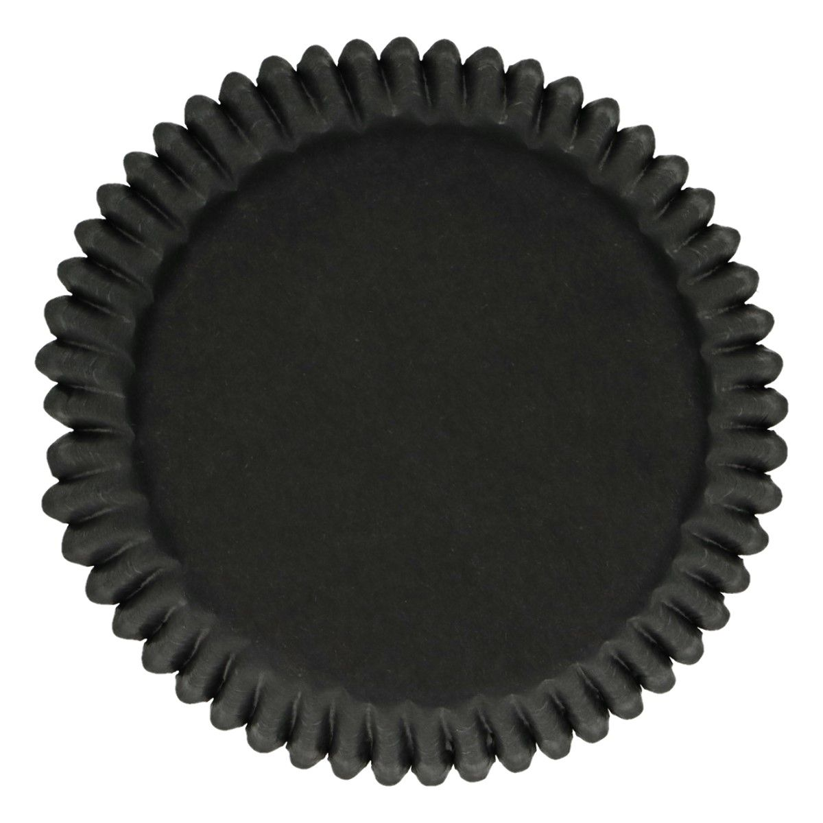 FunCakes Baking Cups -Black- pk/48