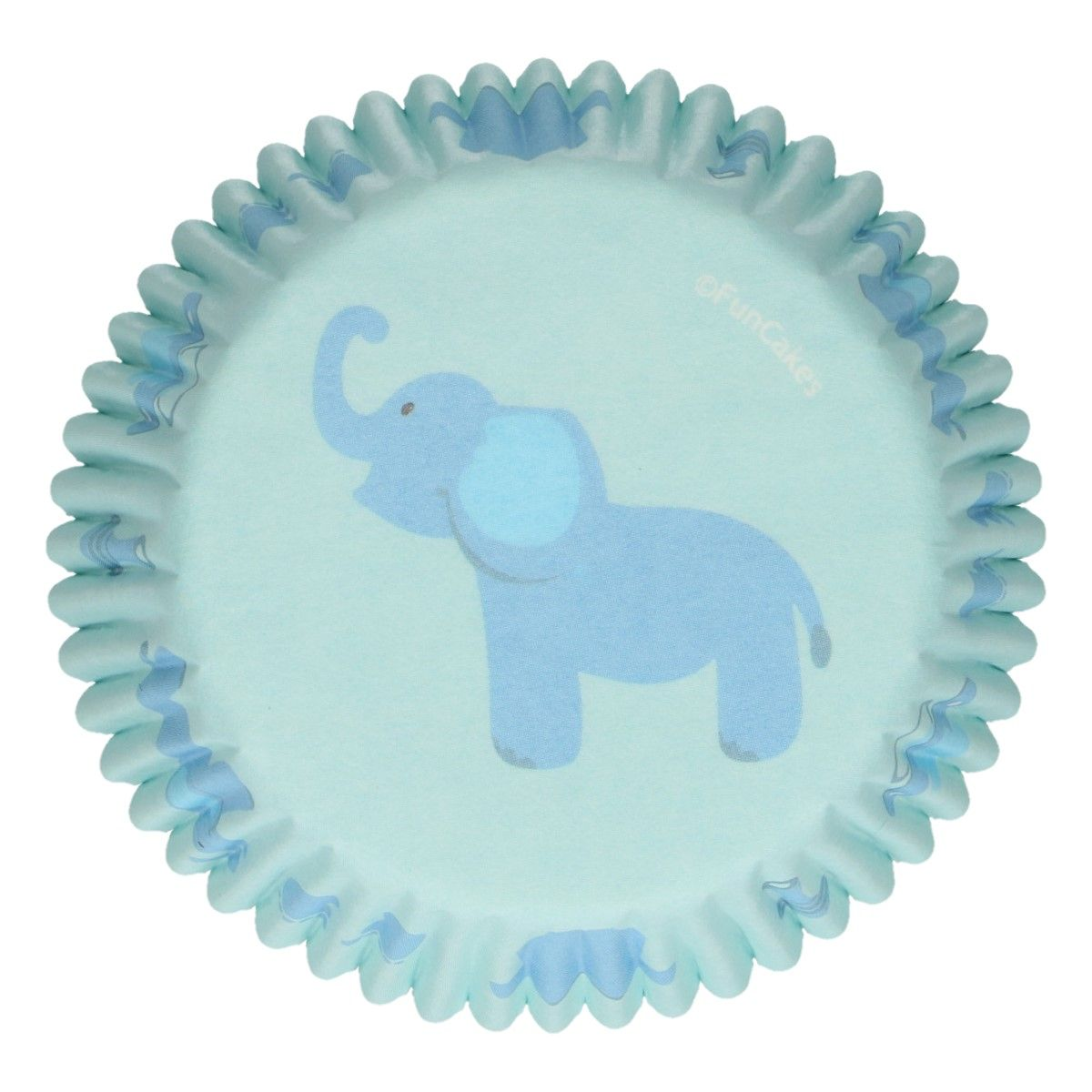FunCakes Baking Cups -Baby Boy- pk/48