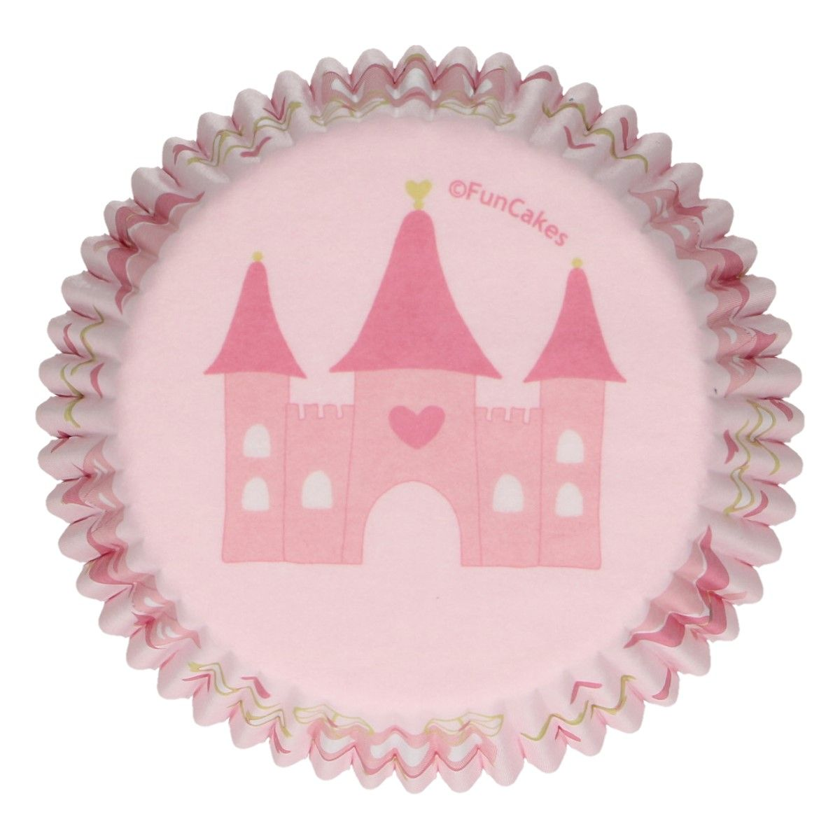 FunCakes Baking Cups -Princess- pk/48