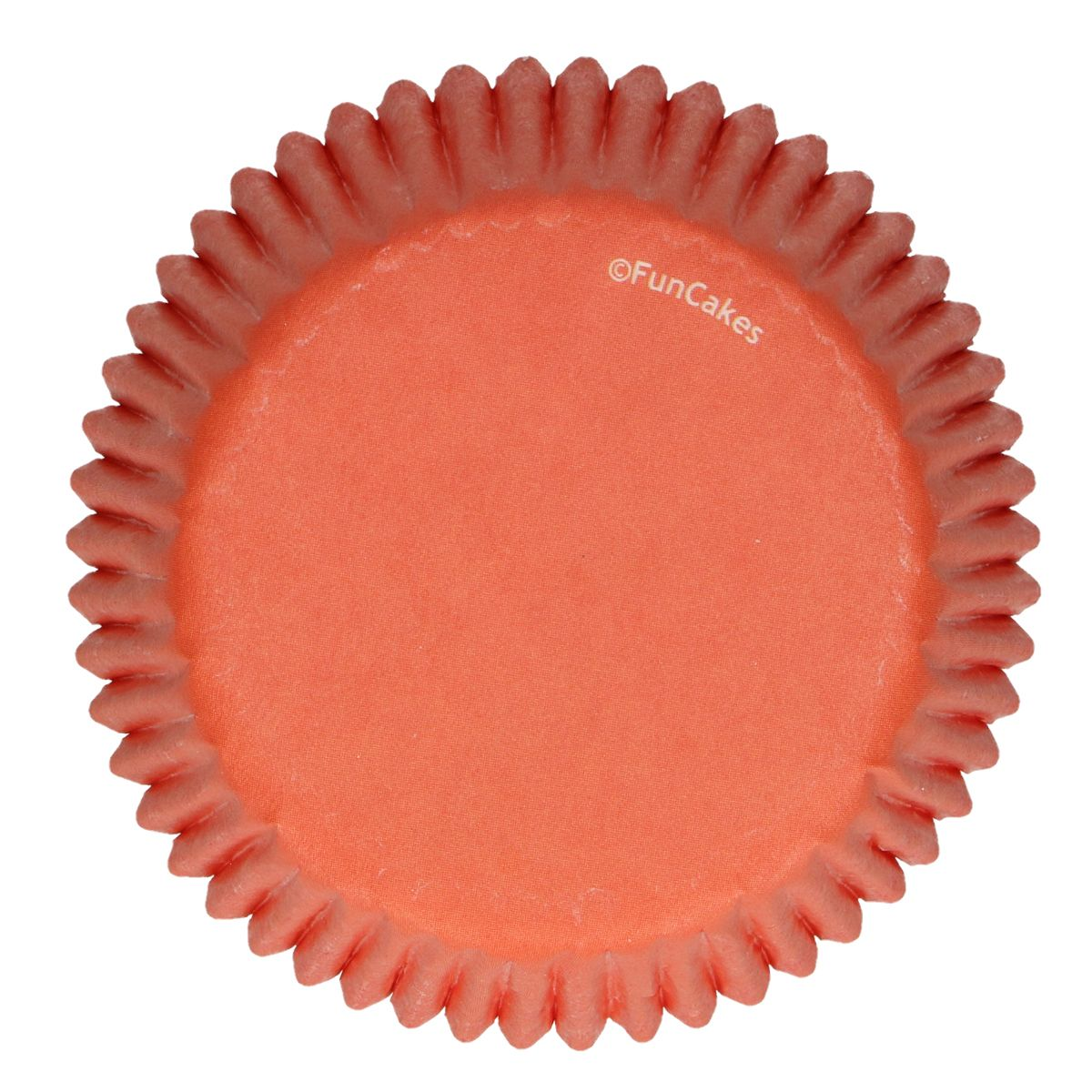 FunCakes Baking Cups -Orange- pk/48