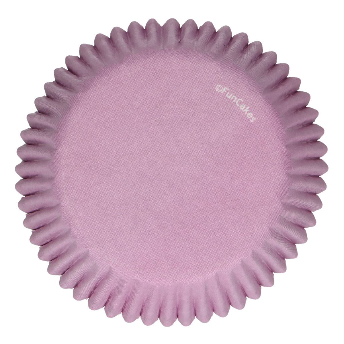 FunCakes Baking Cups -Lilac- pk/48