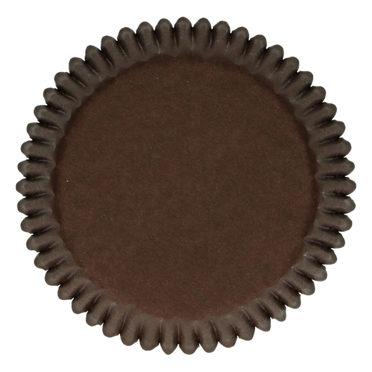 FunCakes Baking Cups -Brown- pk/48