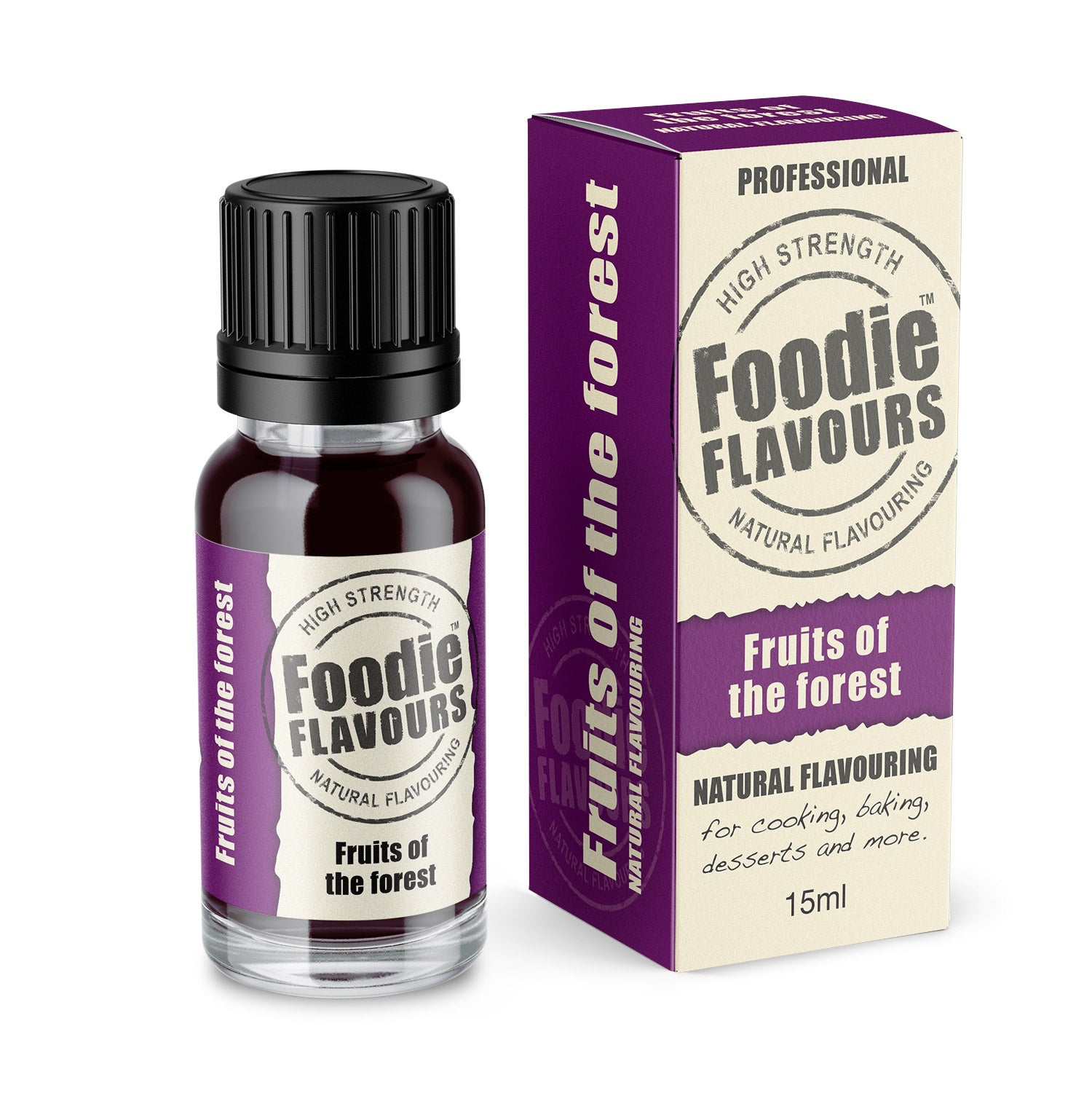 Fruits of the Forest Natural Flavouring 15ml
