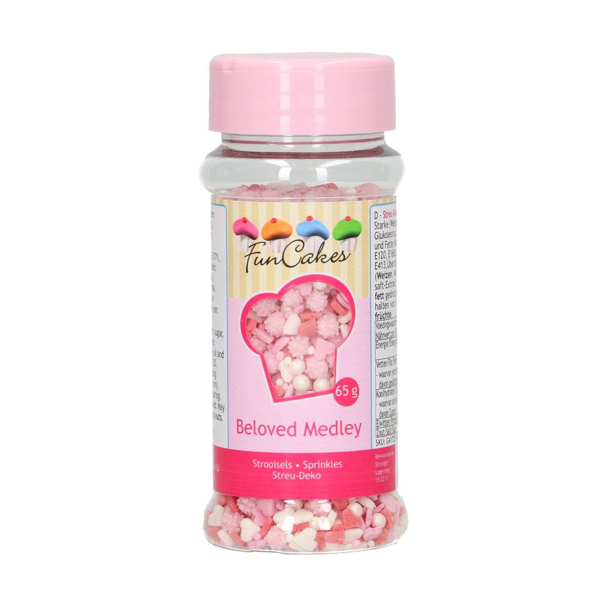 FunCakes Sprinkle Medley -Beloved- 65g