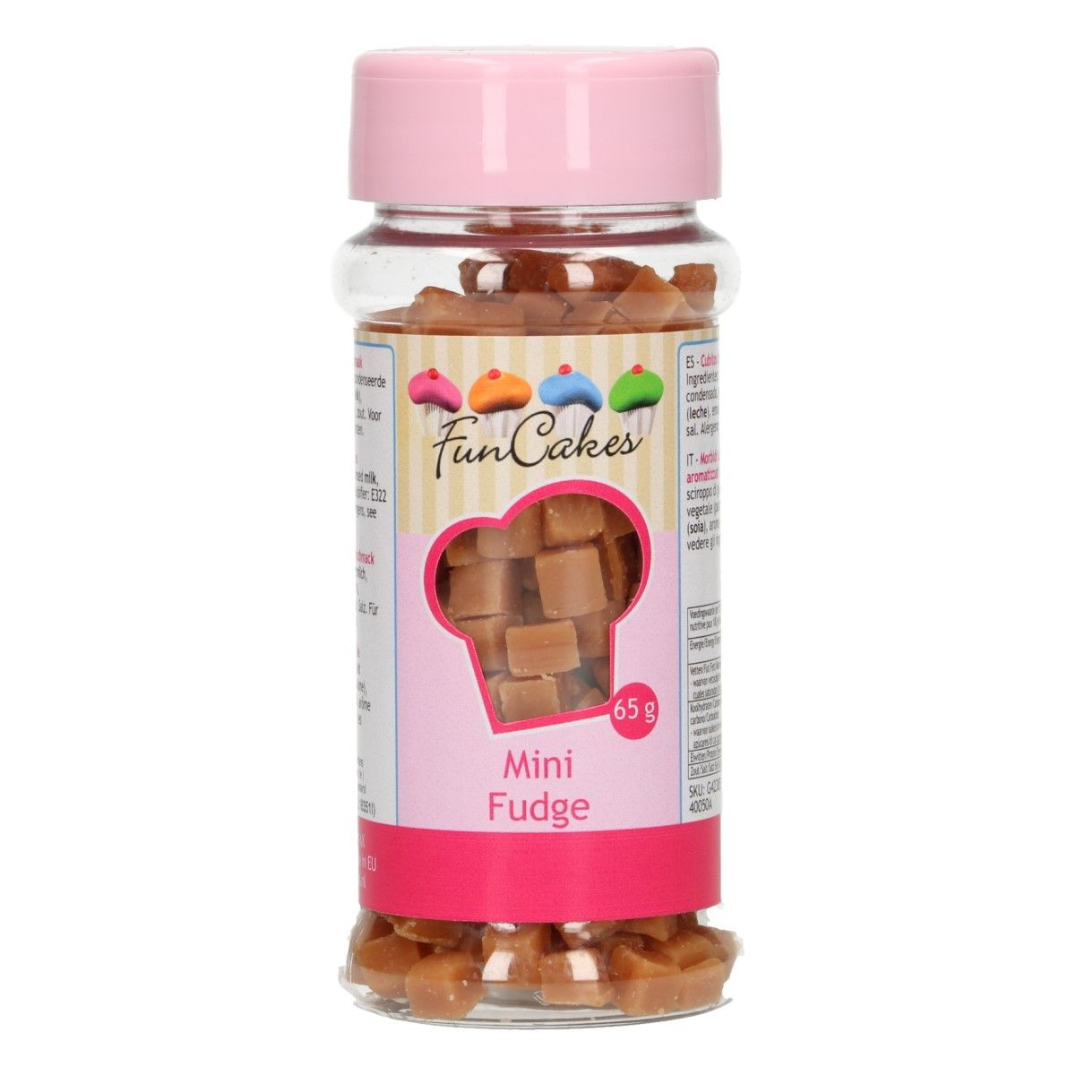 FunCakes Mini Fudge 65g