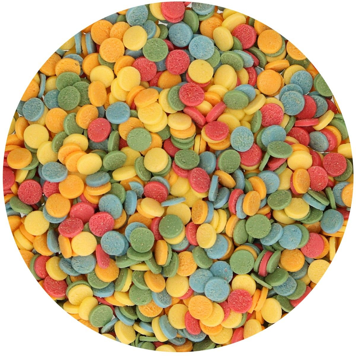 FunCakes Confetti 6mm Mix, 60g