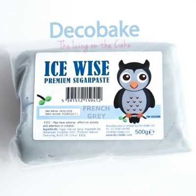 Ice Wise French Grey 500g