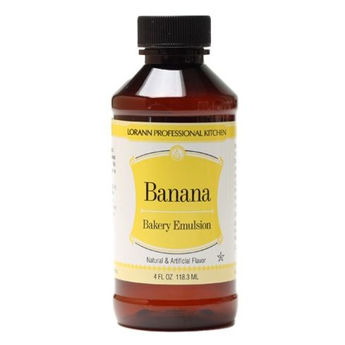 LorAnn Bakery Emulsion - Banana - 118ml
