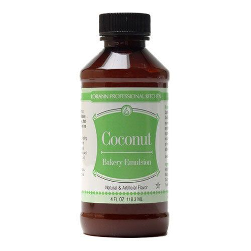 LorAnn Bakery Emulsion - Coconut - 118ml