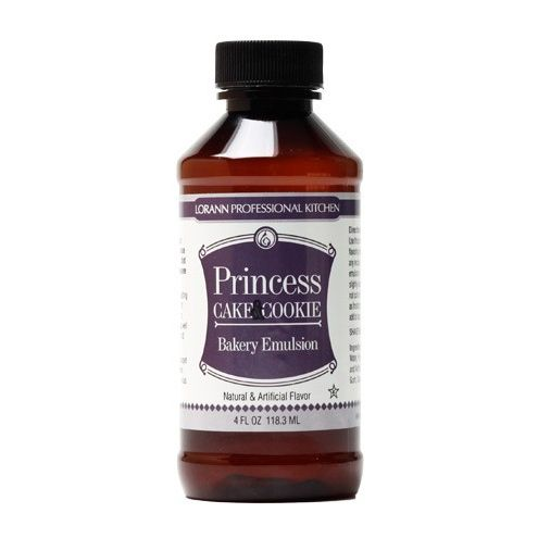 LorAnn Bakery Emulsion - Princess Cake & Cookie - 118ml