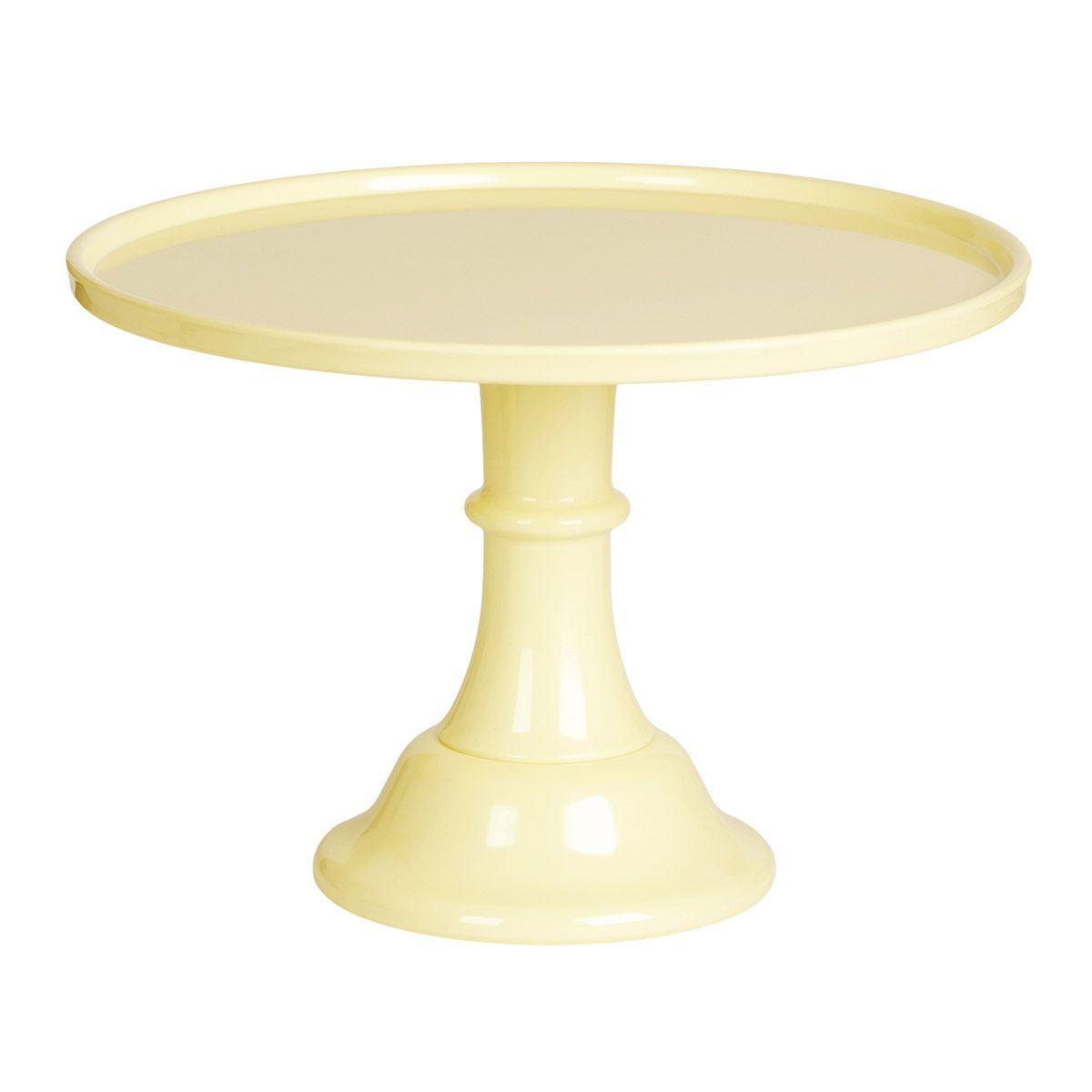 "ALLC Cake Stand Large Yellow (11.9"")"