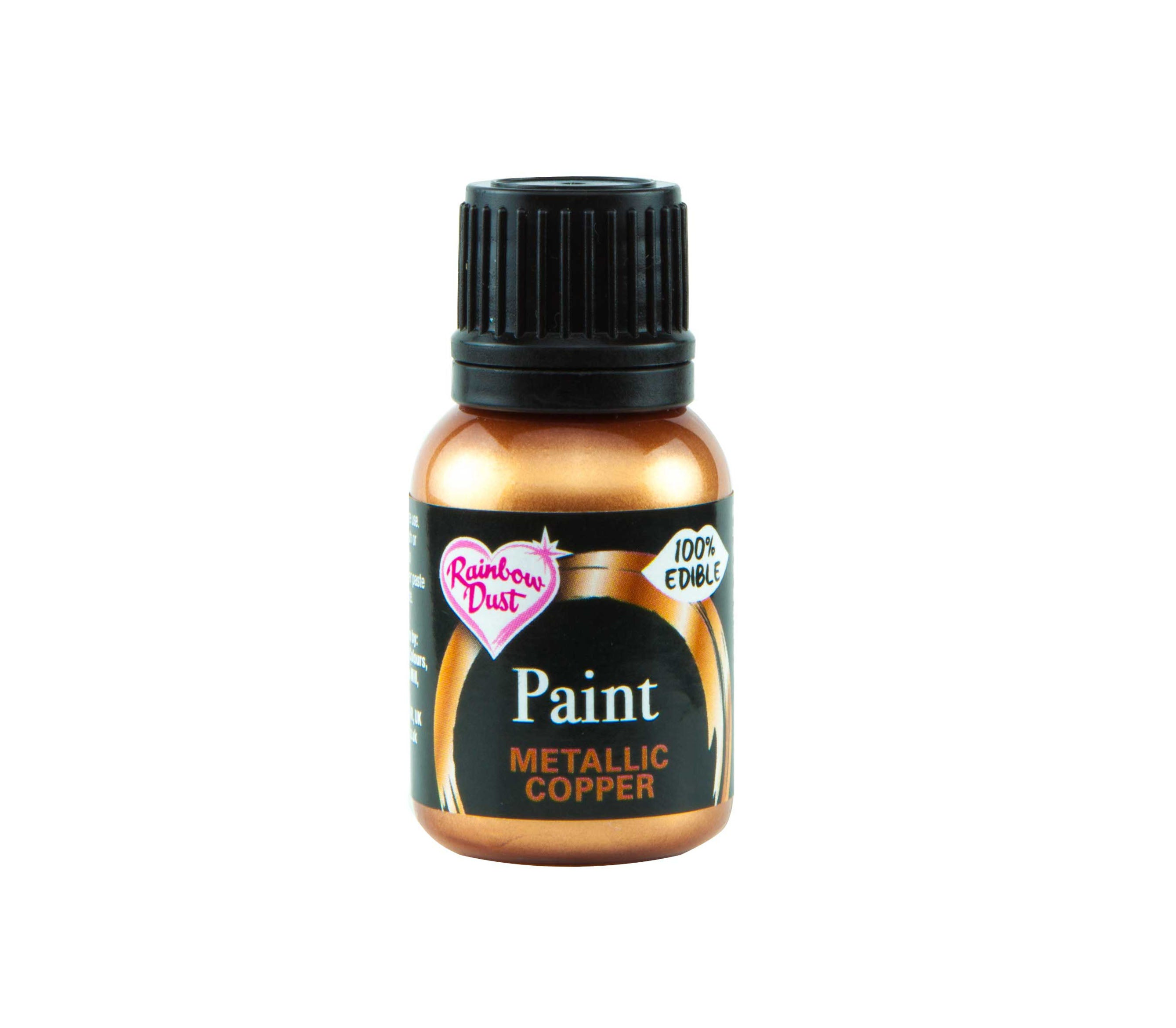 Edible Paints Metallic Copper 25g