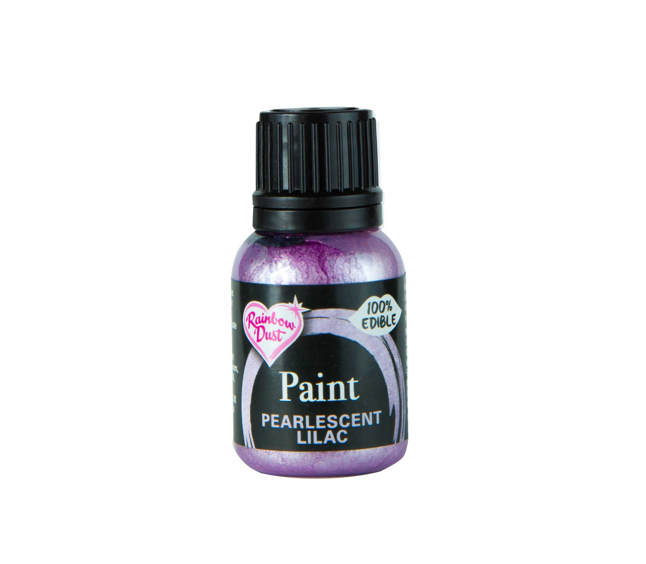 Edible Paints Metallic Lilac 25g