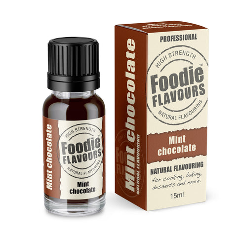 Mint Chocolate Natural Flavouring 15ml