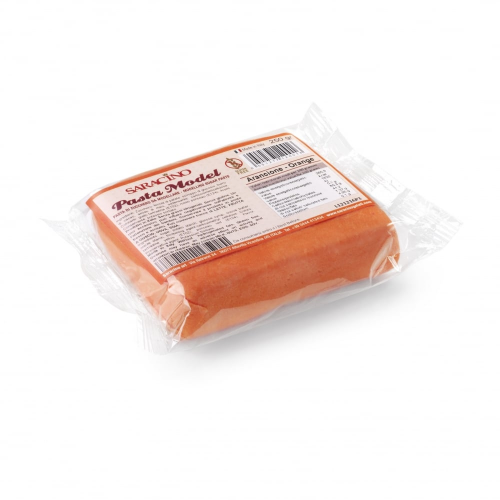 Saracino Orange Modelling Paste 250g