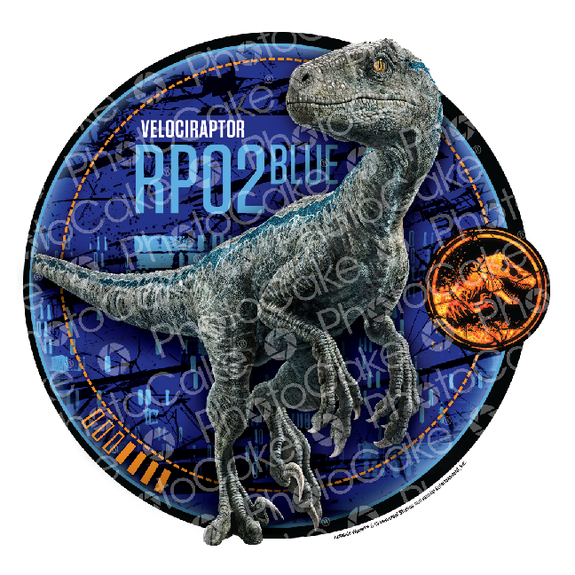 Jurassic World (choose image type)