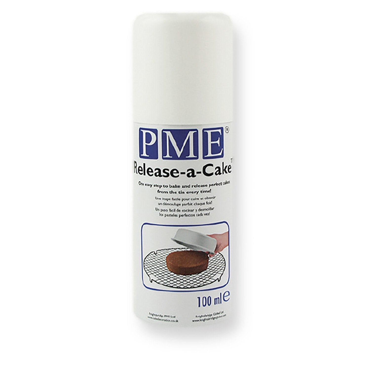 PME Cake Release Spray 100ml