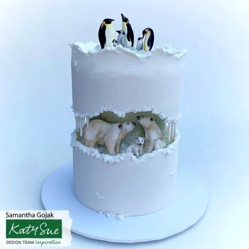 Katy Sue Moulds : Icicles