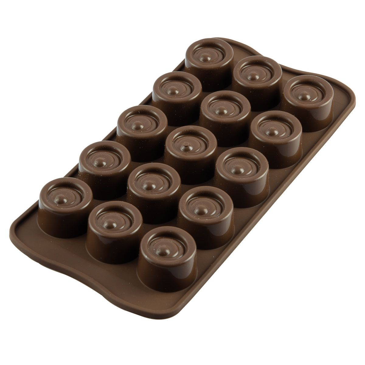 Silikomart Chocolate Mould Vertigo